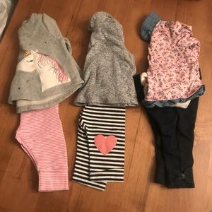 Baby Gap Girls Outfits
